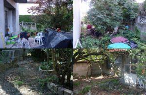 débarras jardin Marseille